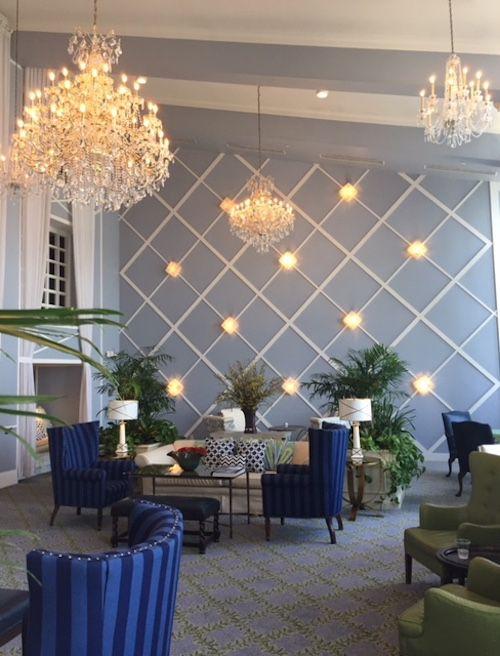 The Portofino's Living Room Bar Area in Redondo Beach