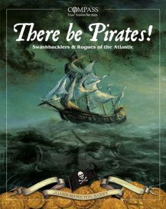 There Be Pirates! by Joann Hamilton-Barry