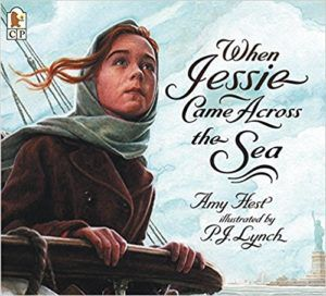 When Jessie Came Across the Sea book cover