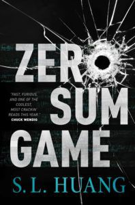 Zero Sum Game by S.L. Huang cover