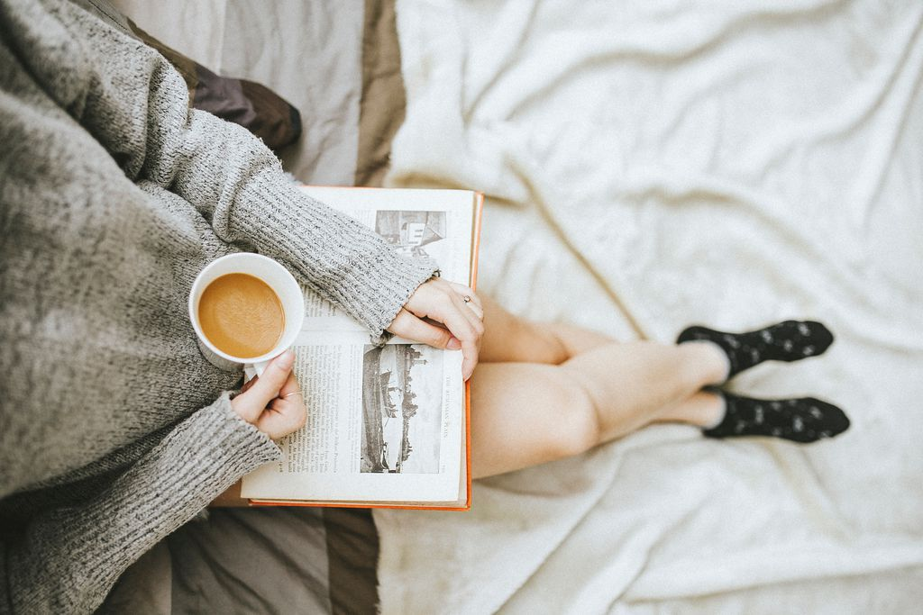 Reading, Reading Alone, Cozy Reading
