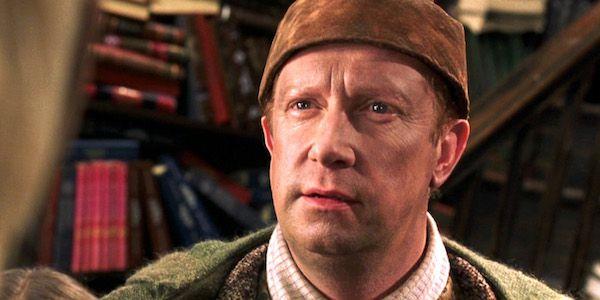 Arthur Weasley - INTP