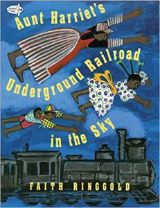 Aunt Harriet's Underground Railroad in the Sky book cover