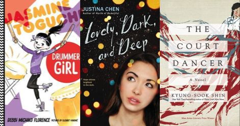 books with east asians on the cover