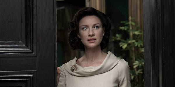 Claire Fraser - ISFP