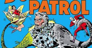 doom patrol feature