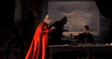 reading dracula feature