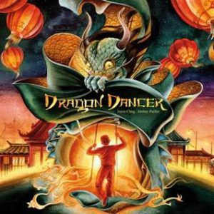 Dragon Dancer book cover