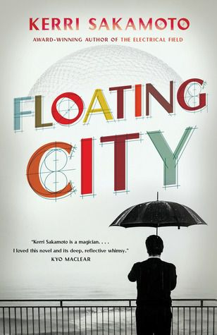 Floating City by Kerri Sakamoto