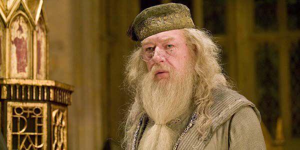 Albus Dumbledore - INFJ