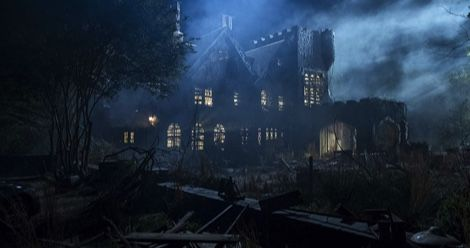 haunting of hill house trailer feature