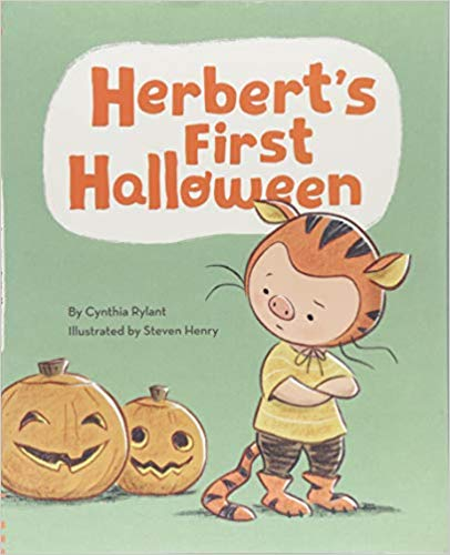 Herberts First Halloween By Cynthia Rylant And Steven Henry