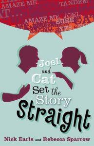 Joal and Cat Set the Story Straight cover