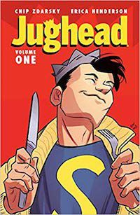 Jughead by Chip Zdarsky, Erica Henderson and others