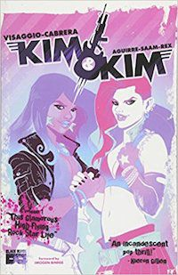 Kim & Kim by Eva Cabrera and Magdalene Visaggio