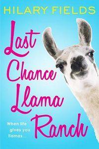 last chance llama ranch books about llamas