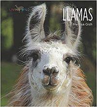 Living Wild: Llamas book cover
