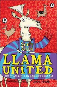 llama united book cover