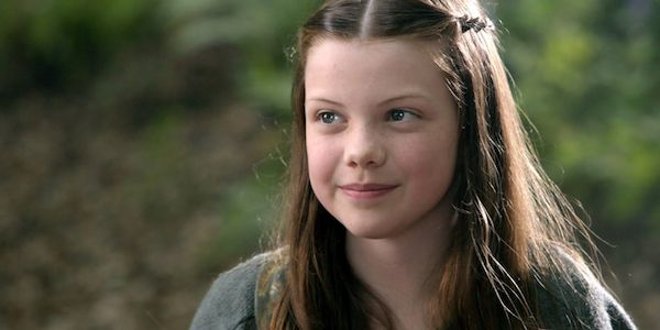 Lucy Pevensie - INFP