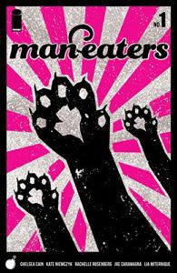 man-eaters comic book cover
