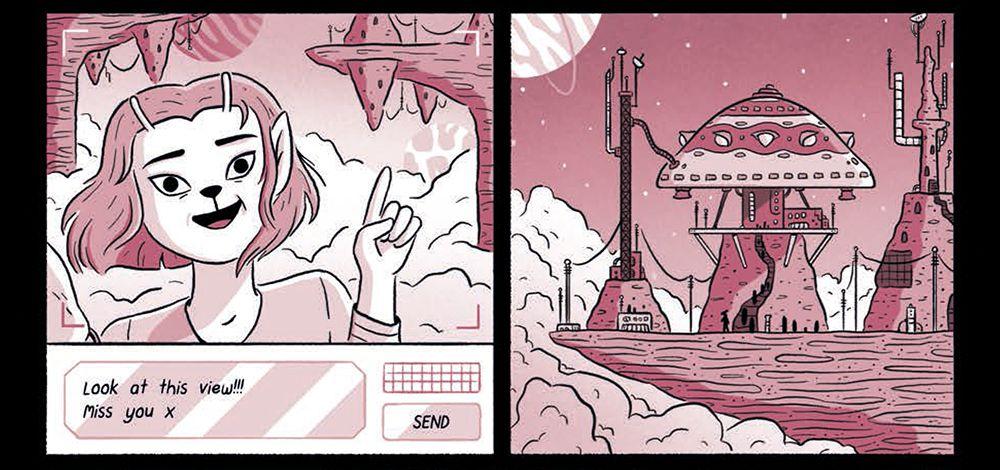 Retrograde Orbit by Kristyna Baczynski page 88