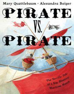 pirate vs pirate by mary quattlebaum