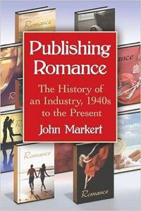 Publishing Romance by John Markert cover