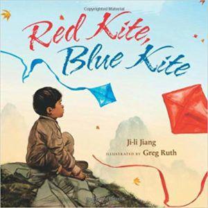 Red Kite, Blue Kite book cover