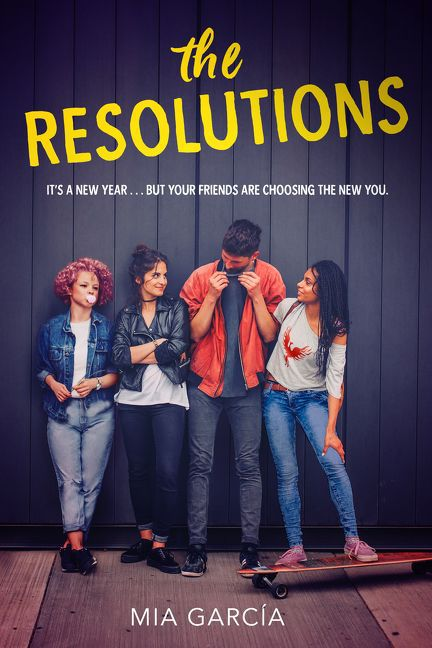 The Resolutions by Mia Garcia