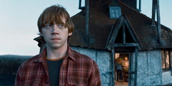Ron Weasley - ESFP