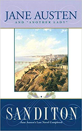 sanditon cover Jane Austen