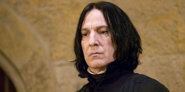 Severus Snape - INTJ