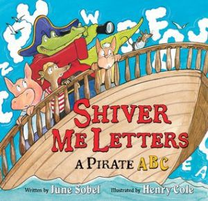 shiver me letters a pirate abc