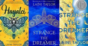 Strange the Dreamer Cover Roundup | bookriot.com