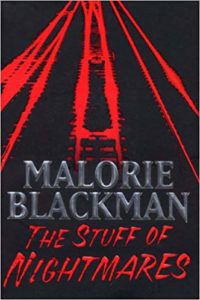 The Stuff of Nightmares Malorie Blackman cover