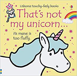 That's Not My Unicorn cover