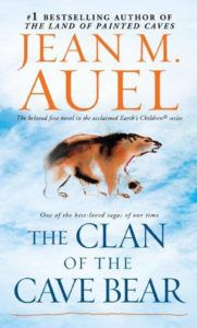 the clan of the cave bear by jean m auel cover image