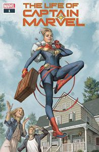 The Life of Captain Marvel from What To Know About Captain Marvel | bookriot.com