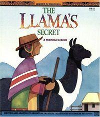 the llamas secret book cover