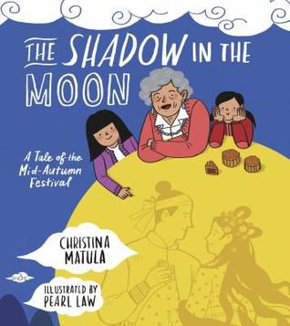 Shadow in the Moon Book Cover