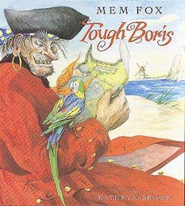 tough boris by mem fox cover image