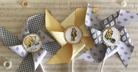 winnie the pooh baby shower feature