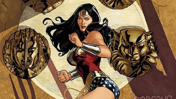 Wonder Woman: The Circle