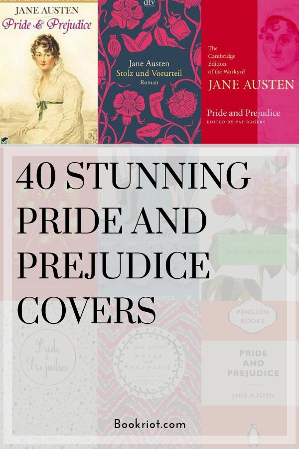 Pride and Prejudice Cover Roundup | bookriot.com
