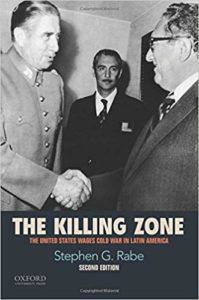 The Killing Zone Book Cover