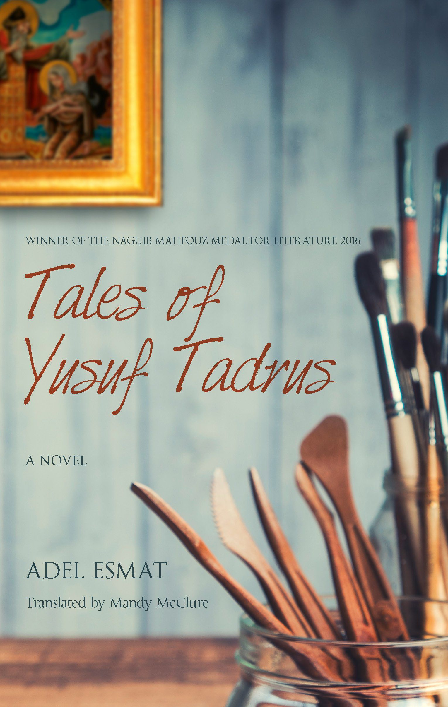 Tales of Yusuf Tadrus book cover