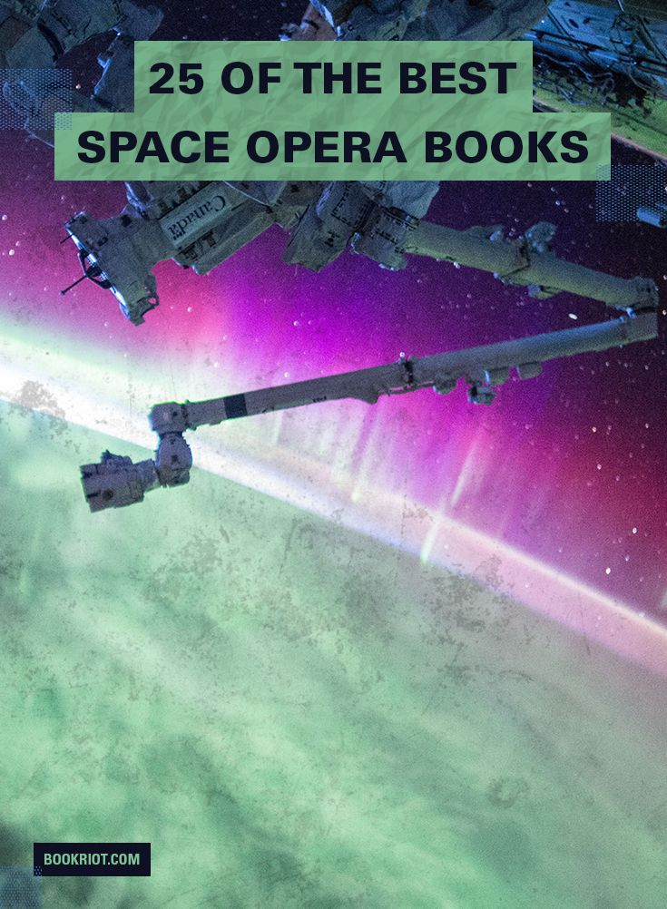 25 Of The Best Space Opera Books
