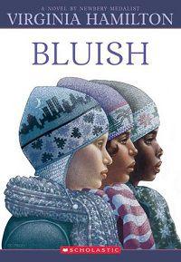Bluish by Virginia Hamilton