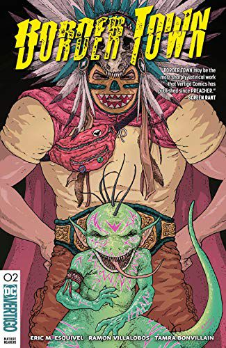 Border Town #2 cover image