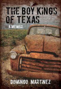 Boy Kings of Texas Domingo Martinez cover